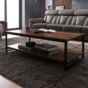 브런트 스틸 2단 소파 테이블